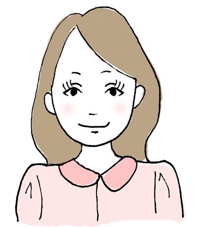石澤研究所 ビューティレポ 丸顔さんに似合う前髪