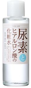 尿素とヒアルロン酸の化粧水