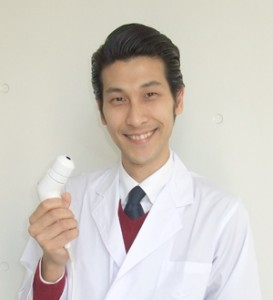 石澤研究所 メンズ肌診断