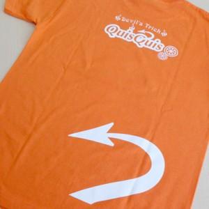 デビルのオリジナルTシャツ