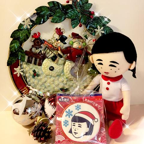 撫子ちゃんのクリスマス