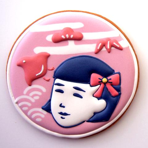 毛穴撫子サプライズクッキー