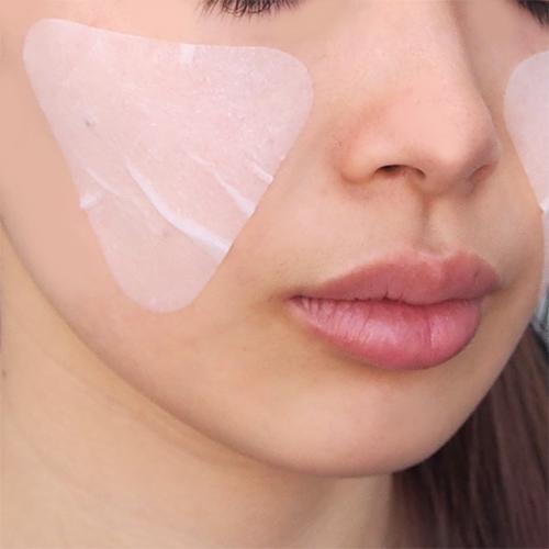 SQS 高浸透ひきしめ部分用マスク 使用方法
