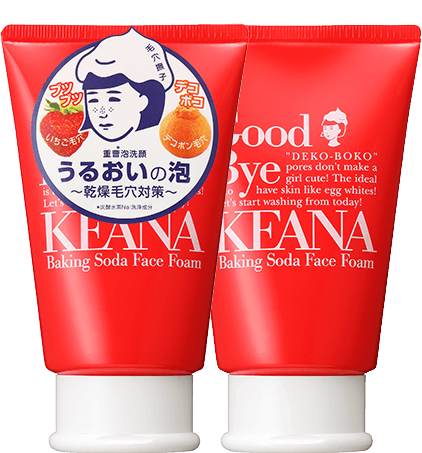 KEANA Baking Soda Foam Wash