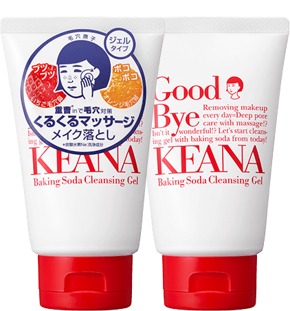 NADESHIKO Baking Soda Cleansing Gel