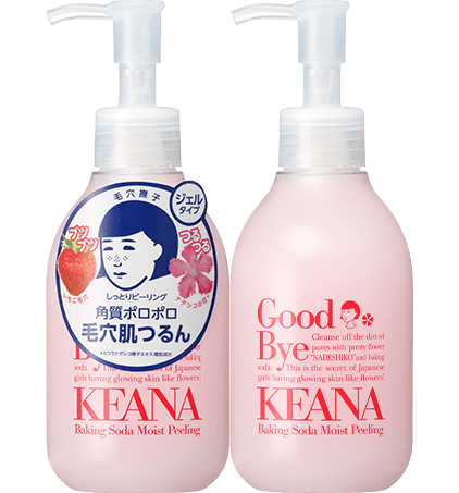 KEANA Baking Soda Moist Peeling | ISHIZAWA LABORATORIES