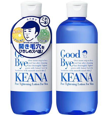 KEANA Pore Tightening Lotion for Men